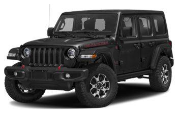 2021 Jeep Wrangler Unlimited - Black