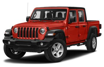 2021 Jeep Gladiator - Firecracker Red