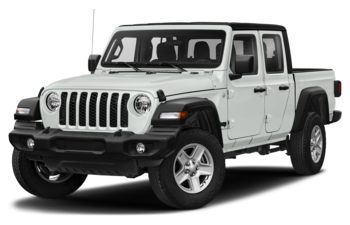 2020 Jeep Gladiator - Bright White