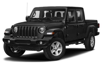 2020 Jeep Gladiator - Black