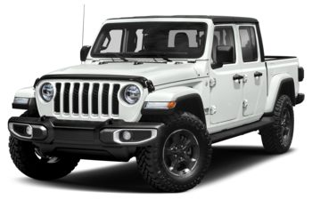 2021 Jeep Gladiator - Bright White