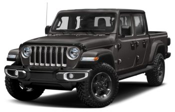 2021 Jeep Gladiator - Granite Crystal Metallic