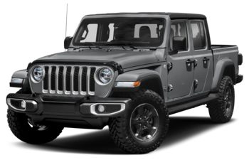 2020 Jeep Gladiator - Billet Silver Metallic