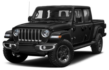 2021 Jeep Gladiator - Black