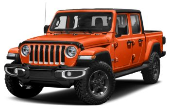 2020 Jeep Gladiator - Punk n Metallic