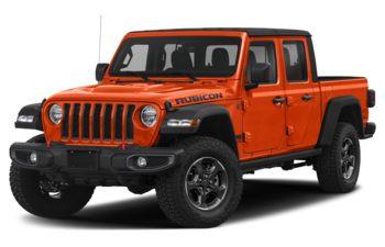 2020 Jeep Gladiator - Punk n Metallic