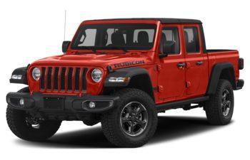 2021 Jeep Gladiator - Firecracker Red