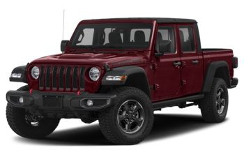 2021 Jeep Gladiator - Snazzberry Pearl