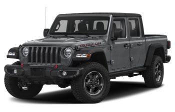 2021 Jeep Gladiator - Billet Silver Metallic