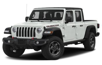 2021 Jeep Gladiator - Bright White