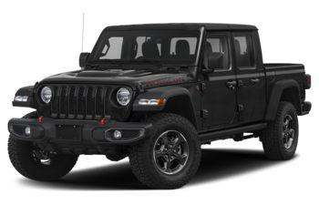 2021 Jeep Gladiator - Black