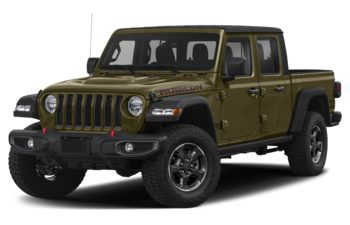 2021 Jeep Gladiator - Sarge Green