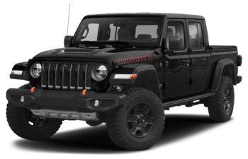 2020 Jeep Gladiator - Black