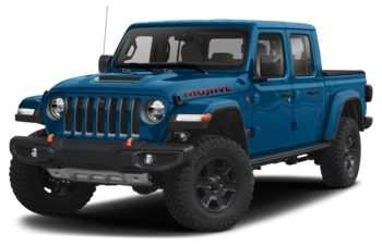 2020 Jeep Gladiator - Hydro Blue Pearl