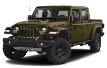 2021 Jeep Gladiator - Sarge Green