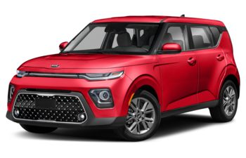2021 Kia Soul - Inferno Red