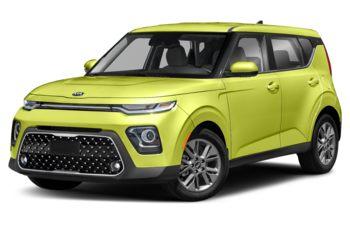 2020 Kia Soul - Space Green