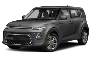 2021 Kia Soul - Gravity Grey