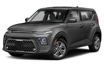 2020 Kia Soul - Gravity Grey