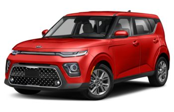 2021 Kia Soul - Lunar Orange