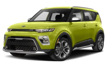 2020 Kia Soul - Space Green