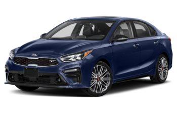 2021 Kia Forte - Hyper Blue