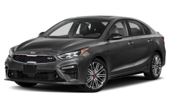 2020 Kia Forte - Gravity Grey