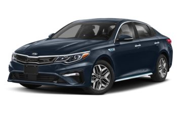 2020 Kia Optima Hybrid - Gravity Blue