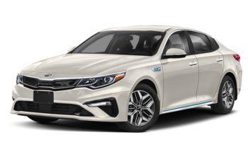 2020 Kia Optima Hybrid - Snow White Pearl
