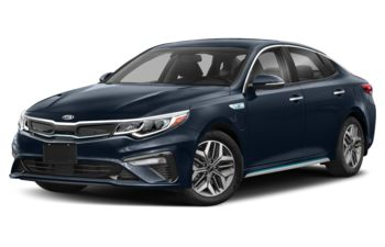 2020 Kia Optima PHEV - Gravity Blue