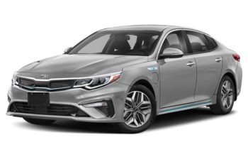 2019 Kia Optima PHEV - Ultra Silver Metallic