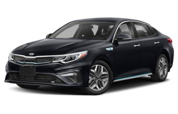 2019 Kia Optima PHEV - Aurora Black