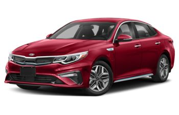 2019 Kia Optima PHEV - Runway Red Metallic