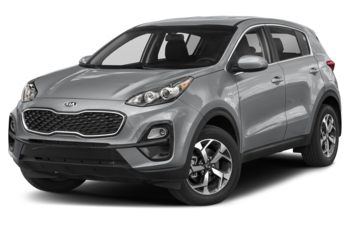 2021 Kia Sportage - Steel Grey