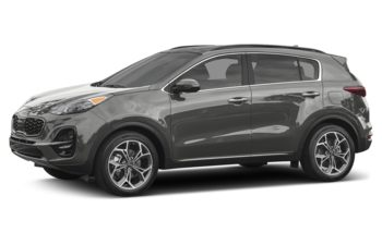 2020 Kia Sportage - Steel Grey