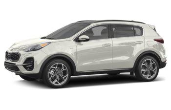 2020 Kia Sportage - Snow White Pearl