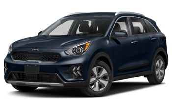2020 Kia Niro - Gravity Blue