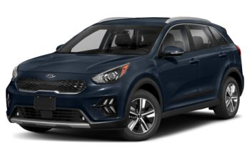 2021 Kia Niro Plug-In Hybrid - Gravity Blue