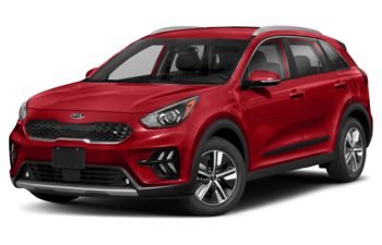 2021 Kia Niro Plug-In Hybrid - Runway Red