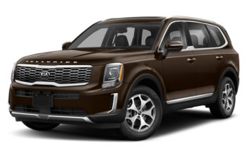 2021 Kia Telluride - Black Copper w/Copper Flakes
