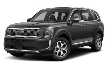 2020 Kia Telluride - Gravity Grey