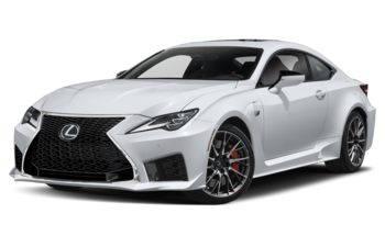 2020 Lexus RC F - Ultra White