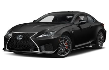 2020 Lexus RC F - Caviar