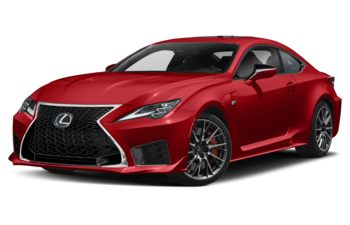 2021 Lexus RC F - Infrared