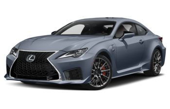 2021 Lexus RC F - Cloudburst Grey