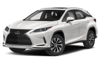 2020 Lexus RX 350 - Eminent White Pearl