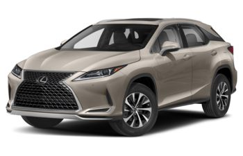 2020 Lexus RX 350 - Moonbeam Beige Metallic
