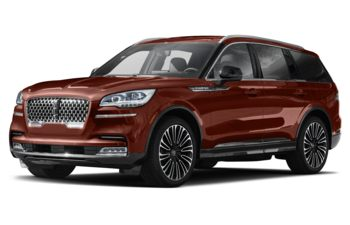 2020 Lincoln Aviator - Crystal Copper Metallic Tinted Clearcoat