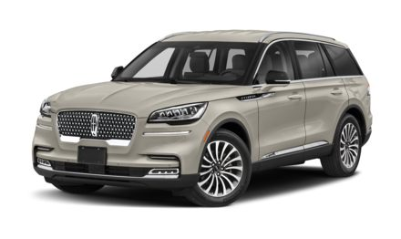 2021 Lincoln Aviator Livery