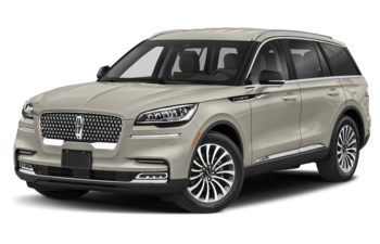 2020 Lincoln Aviator - Ceramic Pearl Metallic Tri-Coat